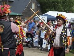 Hit me with your rhythm stick... (IanAWood) Tags: hertfordshire grandunioncanal rickmansworth aquadrome rickyweek walkingwithmynikon nikond800e thecanalfestival