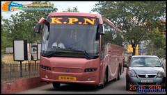 KPN KA-05-AD-9929 From Madurai To Hydrapbad (Dhiwakhar) Tags: kpn
