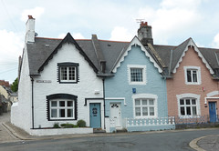 Hotham Place (neuphin) Tags: houses place plymouth quaint cottages hotham terraced