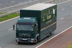 PF09VUU - Royams (TT TRUCK PHOTOS) Tags: m6 killington lake royams man removals