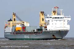Anne-Sofie (andreasspoerri) Tags: cuxhaven annesofie antiguabarbuda sietas schwergutschiff imo9376490