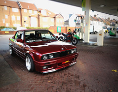 E30 K** PAR Project (ruk_technology) Tags: red germany technology dish wide deep bbs calypso par e30 ruk k77 ruktechnology