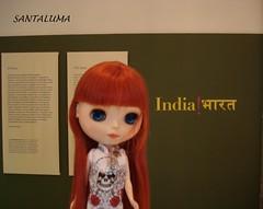 """Agenda Cultural de Aisha,""""Ìndia"""", no BB!!!"""