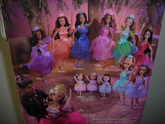 Barbie, 12 Dancing Princesses (kenDollGT) Tags: dancing courtney barbie derek blair hadley 12 fallon isla princesses ashlyn