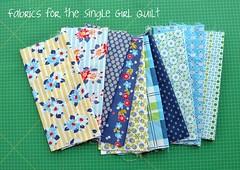 Single girl quilt (Lizzet *) Tags: denyseschmidt singlegirlquilt