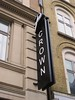 "Internt belyst Flagg Pendel, Exteriör, Hotel Copenhagen Crown, SKYLTiDEAL • <a style=""font-size:0.8em;"" href=""http://www.flickr.com/photos/67559254@N08/6435183181/"" target=""_blank"">View on Flickr</a>"