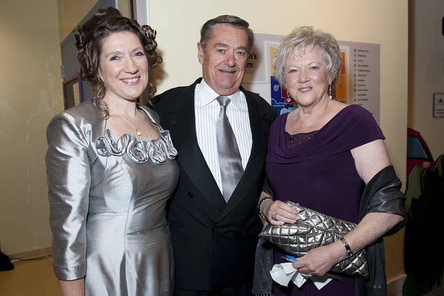 Museum President and CEO Sheridan Turner, Michael and Wendy Marchant (Chicago)