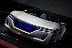 Tokyo Motor Show 2011 : HONDA EV-STER