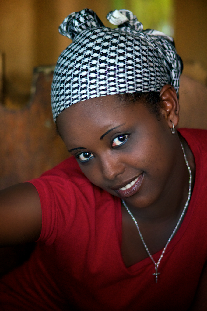 Beautiful sexy ethiopian girls drivers clear