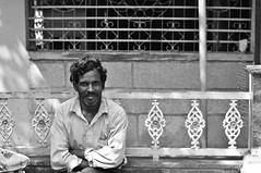 Shyam. Samuel. Pandiyan. (flyfiddlesticks) Tags: bw india portraits 50mm flickr december f14 bangalore streetphotography photowalk madivala 2011 d90 manuallens madivalalake aislens flyinfiddlesticksphotography photowalkgrp