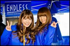 Nismofest 2011 Girls and the Grid - 007.jpg (Rob Shaw (BFL)) Tags: cars japan umbrella grid japanese model fuji nissan tuning nismo gridgirls umbrellagirls fujispeedway racegirl nismofestival nissanmotorsports nismofest nismo