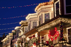 Miracle on 34th Street - Hampden Neighborhood of Baltimore (crabsandbeer (Kevin Mo