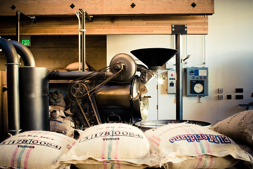 Sightglass Coffee Roasters: SF, CA.