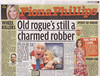 Dily Mirror - Fiona Phillips (Ronnie Biggs The Album) Tags: ronnie biggs greattrainrobbery oddmanout ronniebiggs ronaldbiggs