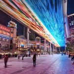 The Digital Aurora Borealis