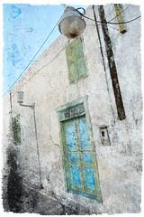 Impressionen Koskinou (AdalbertWirsch) Tags: architektur rahmen rhodos texturen bearbeitet jpegs