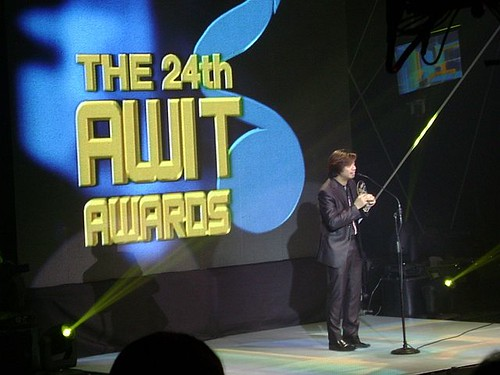Nyoy Volante at Awit Awards