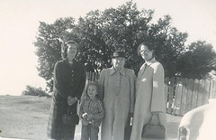 Jeanne Nauman, Mary, Carrie May Nauman, & Lois Nauman Jennings