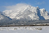 St. John Mountain (bhophotos) Tags: travel winter usa cloud mountain snow cold nature landscape geotagged nikon day january wyoming tetons wy grandtetonnationalpark gtnp d80 1835mmf3556g jacksonholevalley projectweather bruceoakley stjohnmountain pwwinter pwpartlycloudy