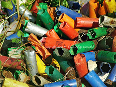They Shoot Birds, Don't They? (glantine) Tags: colors composition shapes malta 11 explore colourful shotgunshells mfleurangelamothe i500 interestingness381dec282011