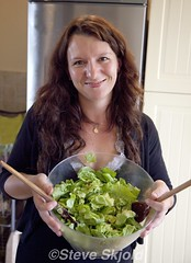Salad Greens (Spike's Shoes) Tags: portrait woman white home kitchen glass smile vegetables smiling vertical female happy person one 1 salad healthy model women europe european adult mr steve central property poland polska happiness tasty polish indoor bowl fresh east delicious lettuce age enjoy greens pr inside produce aged veggies middle 13 adults eastern enjoying enjoyment province released disks nutritious caucasian skjold lodzkie pl06 zawady centralpoland c5541051