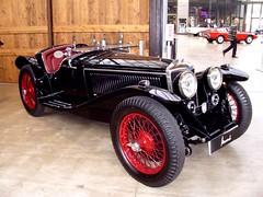 Riley Nine Imp (Cheltenham chassis) 1935 -1- (Zappadong) Tags: classic riley nine chassis dsseldorf imp cheltenham 1935 remise 2011