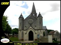 20100715-Ligré_025 (michel.cansse) Tags: france centre richelieu indreetloire paysdeloire glise ligré
