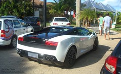 Lamborghini Gallardo LP560-4 Bicolore (#Luks) Tags: costa cars car internacional lucas jurere r carros lp carro taiko lamborghini branca gallardo 2012 jurerê 2011 bicolore lp5604 lucasrcosta