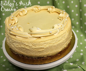 baileys Irish cheesecake