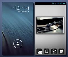 MIUI 1.12.30 (suprafreak1000) Tags: home phone screen screenshots minimal incredible android layouts widgets homescreen htc rooting roms lockscreen miui htcincredible