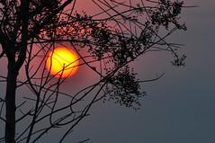 Pôr do sol. fotografado por Francisco center bike