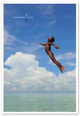 Dancing in the Air (TOONMAN_blchin) Tags: malaysia sabah semporna toonman mygearandme mygearandmepremium mygearandmebronze mygearandmesilver mygearandmegold mygearandmeplatinum mygearandmediamond bajaukid