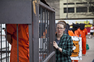 Witness Against Torture: Molly Pushes the Cage