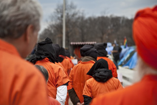 Witness Against Torture: Detainees March