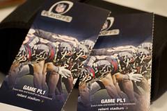 AFC Wild Card Playoffs - Cincinnati Bengals at Houston Texans (Yankee in Texas) Tags: tickets football texas tx nfl houston playoffs tix texans nflfootball reliantstadium houstontx houstontexans playofftickets