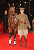 War Horse UK premiere - Arrivals London, England