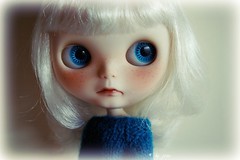 Hello Cotton!! She is finally home and she is my gift from hubby for NY :)