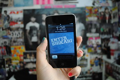 Sorry You're Not A Winner. (c4tfishsoup) Tags: music apple wall magazine ipod hand quality nail polish itunes nails ap posters enter press product unlock alternative shikari