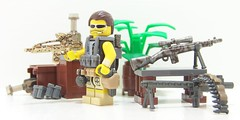 Special Ops (Silenced_pp7) Tags: black brick forest toy war desert arms lego arm fig bricks knife mini special jungle pouch figure mk2 forge custom combat ammo figures figs ops tab commando wiz minifigure blackops warfare mercenary specialops m21 minifigures ac8 brickarms brickforge toywiz brickarm gibrick opporation opporations
