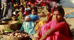 rural market (Sourav_Khanra) Tags: street people woman india smile lady canon photography eos candid group incredible 50d 1855mmf3556 indianstreetphotography souravkhanra