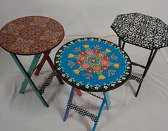 Mveis pintados no Atelier Odila Freire (odilafreire) Tags: art arquitetura painting arte furniture arts decor decorao pintura mveis antiqurio odilafreire