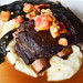Braised Shortribs with Mash and Escarole