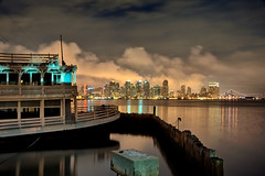 Harbor Island View (mojo2u) Tags: california skyline night sandiego harborisland nikond700 nikon28300mm