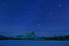 """Sternenhimmel über der Brokks Range, Alaska • <a style=""""font-size:0.8em;"""" href=""""http://www.flickr.com/photos/73418017@N07/6730315713/"""" target=""""_blank"""">View on Flickr</a>"""