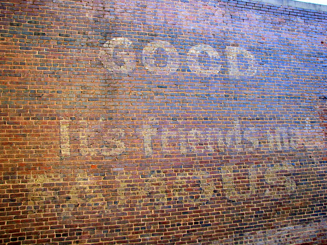 So Good... faded mural - Acworth, GA