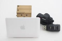 My White MacBook ♥ [ 3 / 3 ] (Muneerah Ibrahim) Tags: