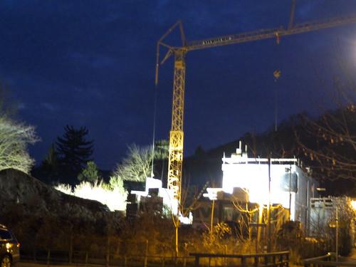 Großbaustelle Weidling Metzgergasse