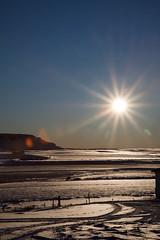 winter sun (Fjola Dogg) Tags: iceland islandia sland 2012 fjladgg