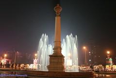 Jan 1 Shipra (RajivSinha Photography) Tags: fountain dec31 shipramall rajivsinha rajivsinhaphotography
