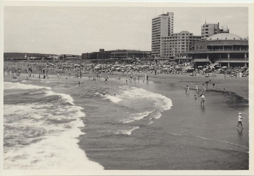 Durban Waterfront February 1954